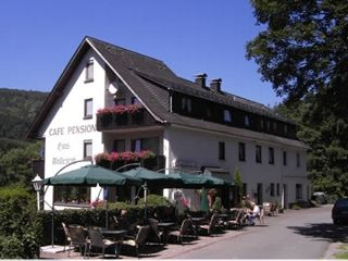 Pension Willingen Cafe-Pension Waldesruh Bild 2